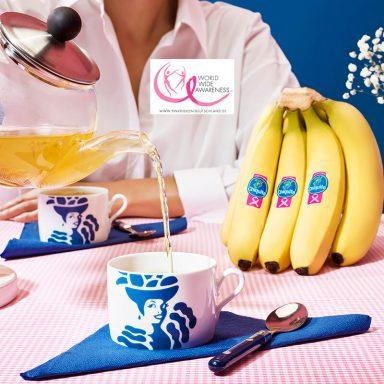 """Bananen-Kamillen-""""Tee"""" von Chiquita"""